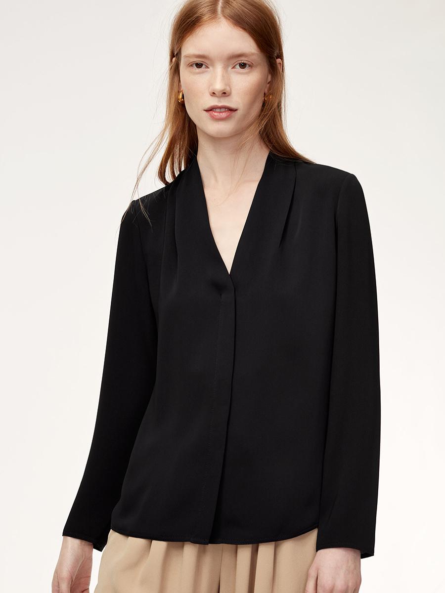 Stylish Black Blouse