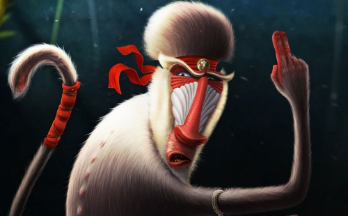 karate-monkey