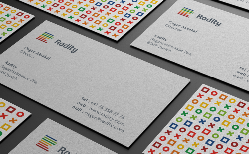 radity-business-card